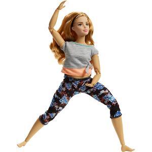 Кукла Barbie Безграничные движения, Рыжая Mattel