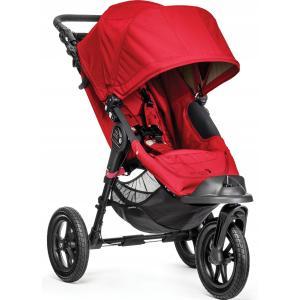 Прогулочная коляска  City Elite, цвет: red Baby Jogger