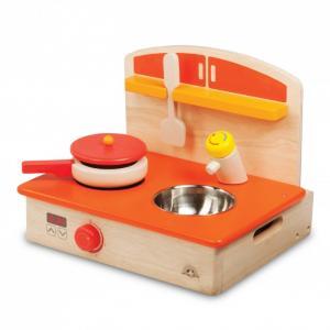 Игровой набор Мобильная кухня с аксессуарами Wonderworld