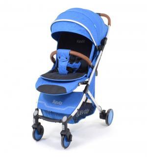 Прогулочная коляска  GiroBlu, цвет: синий/серебро Nuovita