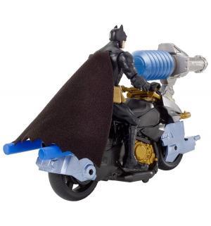 Игровой набор  Бэтмен с мотоциклом 6 дюймов Batman