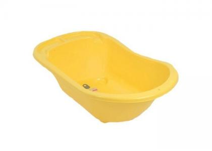 Ванна детская Plastic со сливом широкая 92 см Dunya