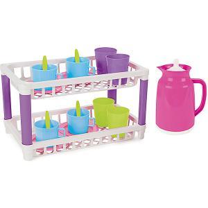 Игровой набор  Sedolous Kitchen Set Кухня: 2 уровня Pilsan. Цвет: разноцветный