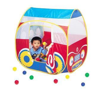 Домик-палатка Автомобиль + 100 шаров 654 Calida