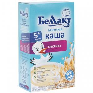 Каша  молочная Овсяная с 5 месяцев 250 г Беллакт