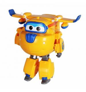 Интерактивная игрушка  Донни с чемоданом Super Wings