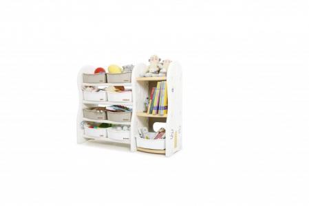 Стеллаж для игрушек DesignToy-4 Ifam