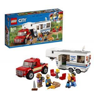 Конструктор  City 60182 Дом на колесах LEGO