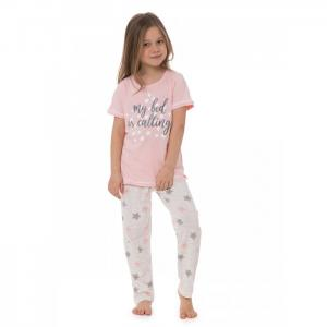 Комплект для девочки AR-109 (футболка, брюки) Arnetta