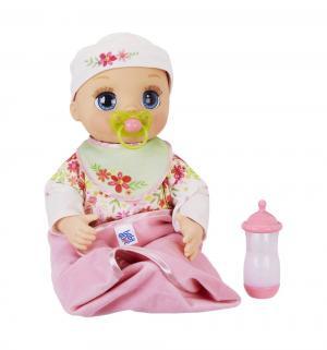 Интерактивная кукла  Любимая малютка 30 см Baby Alive