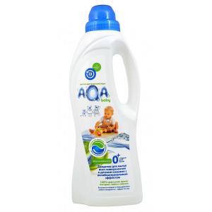 Средство для мытья всех поверхностей  С антибактериальным эффектом, 700 мл AQA baby