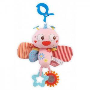 Подвесная игрушка  Музыкальная Стрекоза Baby Mix