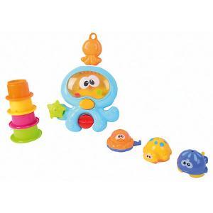 Игровой набор для ванны  Аквалангист Zhorya