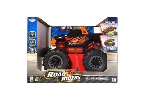Машина-грузовик интерактивная Monster Wheels 1:12 Eztec
