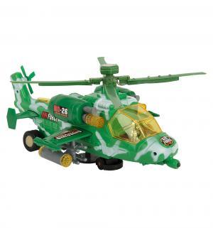 Вертолет  Дивизион, цвет: зеленый Tongde