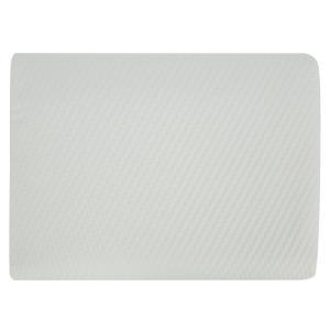Наматрасник  Сэндвич 160 х 200 см, цвет: белый Артпостель