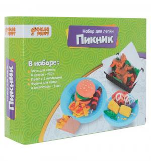 Тесто для лепки  Пикник Color Puppy