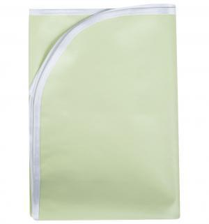 Клеенка подкладная  с ПВХ покрытием для девочек, 1 шт, цвет: салатовый Витоша