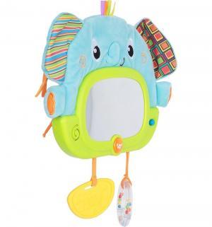 Развивающая игрушка  Слон на кроватку коляску Winfun