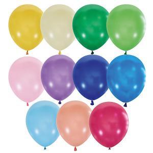 Воздушные шары 12/30 см, серия Декоратор, 100 шт Latex Occidental