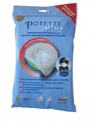 Набор пакетов для дорожного горшка Potette