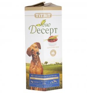 Печенье  Био Десерт для взрослых собак, 350г TitBit