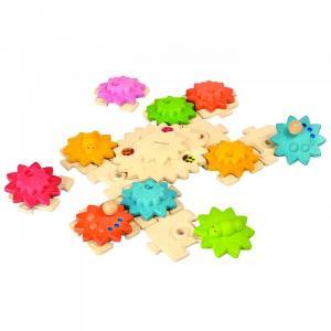 Деревянная игрушка  Игра-шестеренки Plan Toys