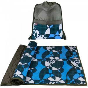 Рюкзак и коврик Круги 190х70 см OnlyCute