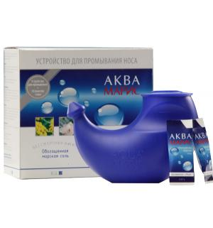 Устройство для промывания носа Aqua Maris