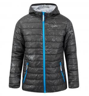 Куртка  Штрих, цвет: черный IcePeak