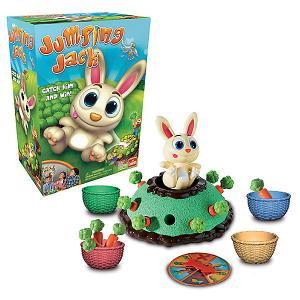 Игра для компании  Кролик - попрыгунчик Goliath. Цвет: разноцветный