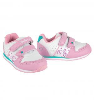 Полуботинки , цвет: розовый Twins
