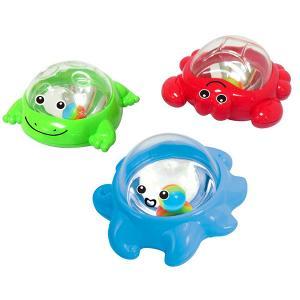 Игрушки для ванной Мерцающие поплавки Playgo