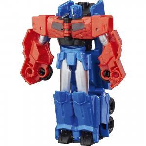 Трансформеры Transformers Роботы под прикрытием. Уан-Стэп Hasbro