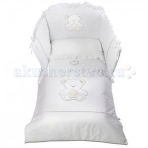 Комплект в кроватку  Peluche (5 предметов) Italbaby