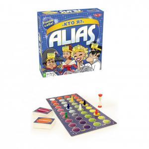 Настольная игра Alias Скажи иначе Кто Я? Tactic Games