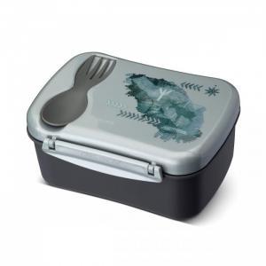 Термос  Ланч-бокс с охлаждающим элементом Wisdom Nice Box 0,9 л Carl Oscar