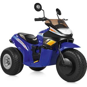 Электромобиль-мотоцикл , синий Bugati. Цвет: синий