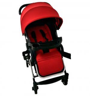 Прогулочная коляска  LK-А618, цвет: красный Little King