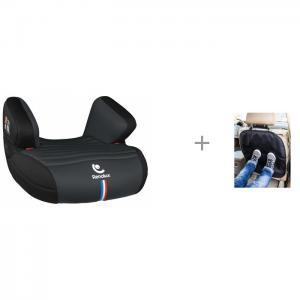 Бустер  Jet 2020 c защита сиденья из ткани АвтоБра Renolux