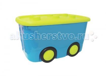 Ящик для игрушек Моби Idea (М-Пластика)