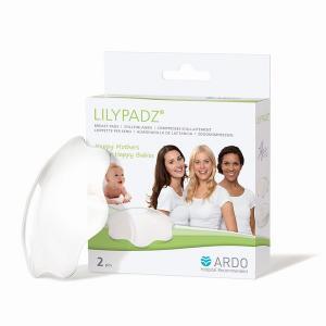 Накладки на грудь не пропускающие влагу Lily Pads 2 шт. Ardo