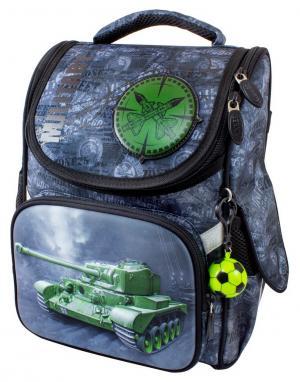 Рюкзак школьный  2011 + мешок для обуви 26х14х34 см Winner
