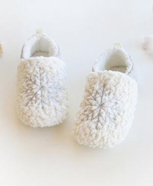 Тапочки Снежинки Caramella