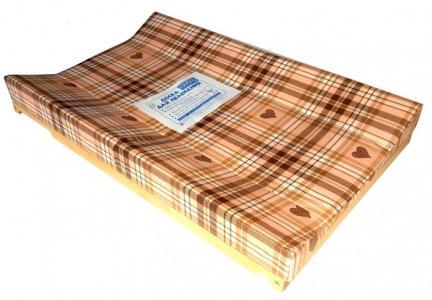 Накладка для пеленания на кроватку 80х50 Гном