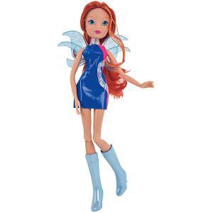 Кукла  Твигги Блум Winx Club. Цвет: разноцветный