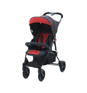 Прогулочная коляска  Treviso 4, цвет: anthracite/tango red FD-Design