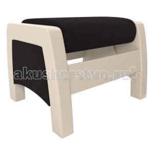 Кресло для мамы  Пуф-глайдер Balance 1 Дуб шампань Комфорт