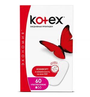 Прокладки  Combi, 60 шт Kotex