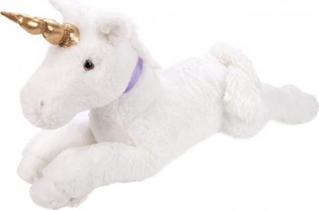Мягкая игрушка  Единорог белый 68 см Fluffy Family